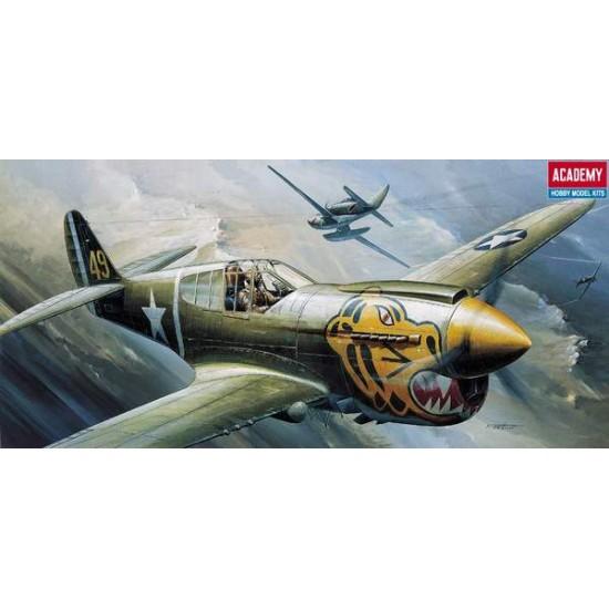 P-40E WARHAWK