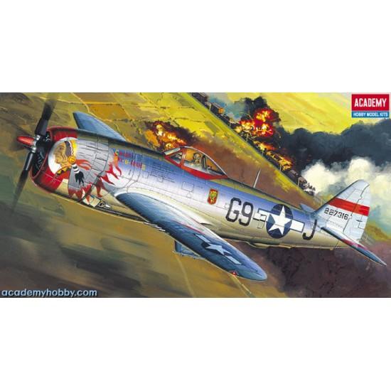 "P-47D THUNDERBOLT ""BUBBLE-TOP"""