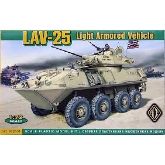 LAV-25 Light Armored Vehicle