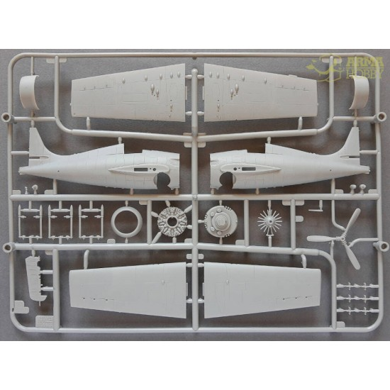 FM-2 Wildcat Model Kit