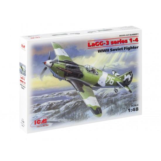 ŁaGG-3 series 1-4