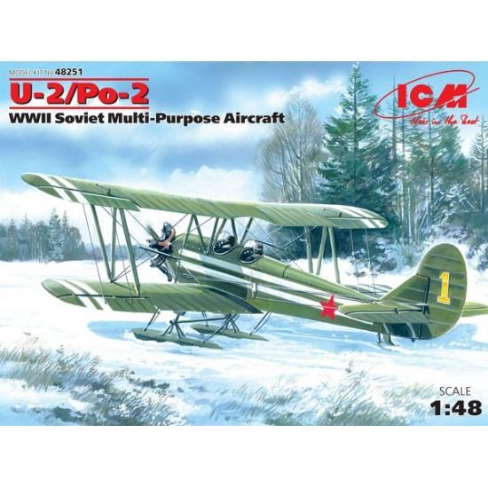 U-2/Po-2  WWII Soviet Multi-Purpose Aircraft