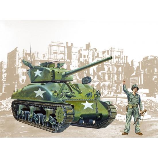 M4-A1 Sherman
