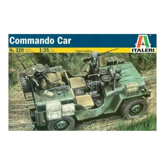 Jeep Willys Commando car