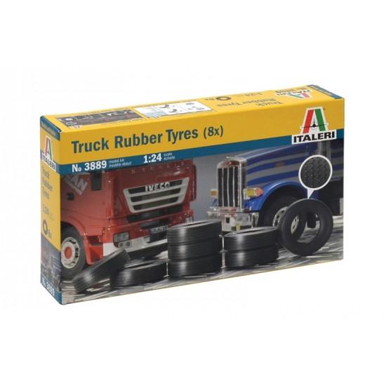 Gumowe opony do ciężarówek. Truck Rubber Tyres