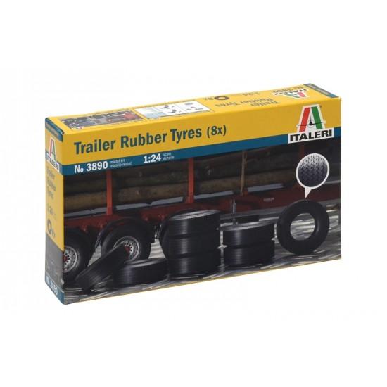 Opony gumowe do naczep. Trailer Rubber Tyres