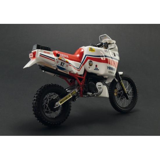 YAMAHA Ténéré 660cc Paris Dakar 1986