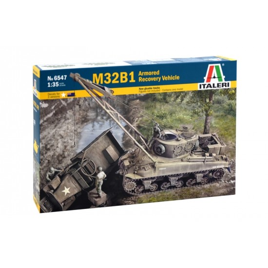 M32B1 Armoured Recovery Vehicle