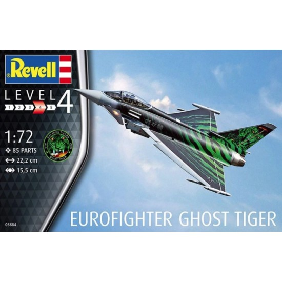 Eurofighter 2000 GHOST TIGER