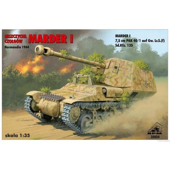 Niszczyciel czołgów MARDER I - Normandia 44