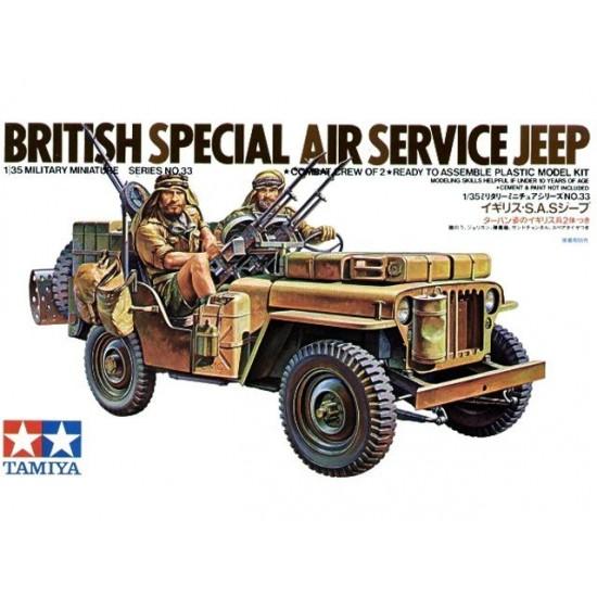 British Jeep SAS