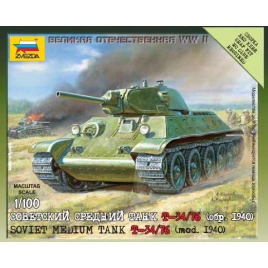 T-34/76 Mod. 1940