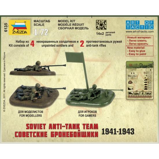 Soviet Anti-Tank Team (1941-1943)