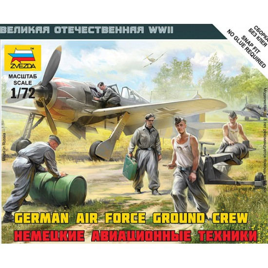 German Air Force Ground Crew