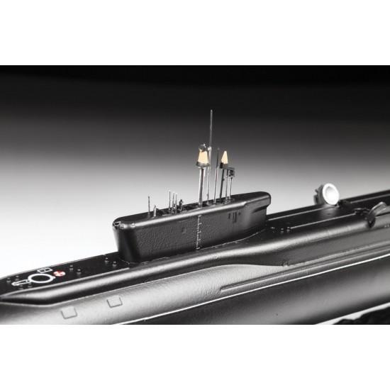"Borey-Class Russian Nuclear Ballistic Submarine ""Yury Dolgorukiy"""