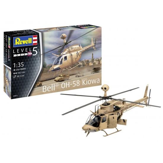 Bell OH-58 Kiowa
