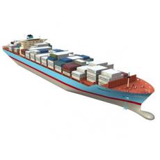 Statki i okręty  skala 1:500