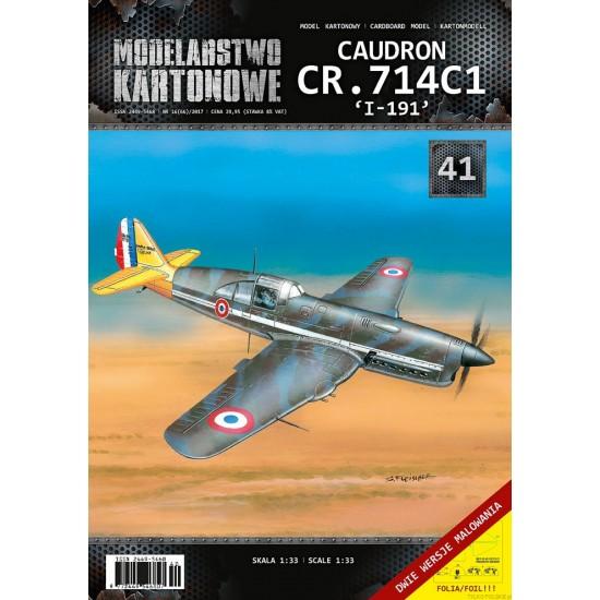 CAUDRON CR.714C1 I-191