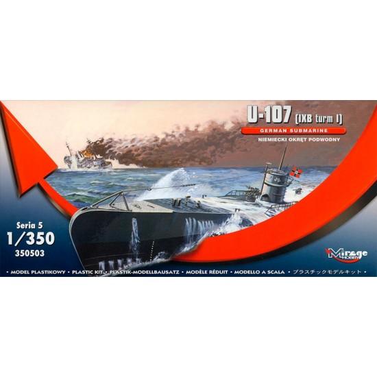 U-107 IXB Turm I