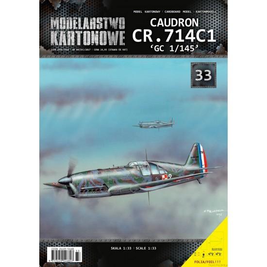 CAUDRON CR.714C1 GC 1/145