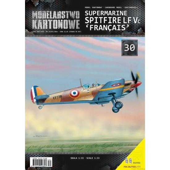 SPITFIRE LF Mk.Vc francais