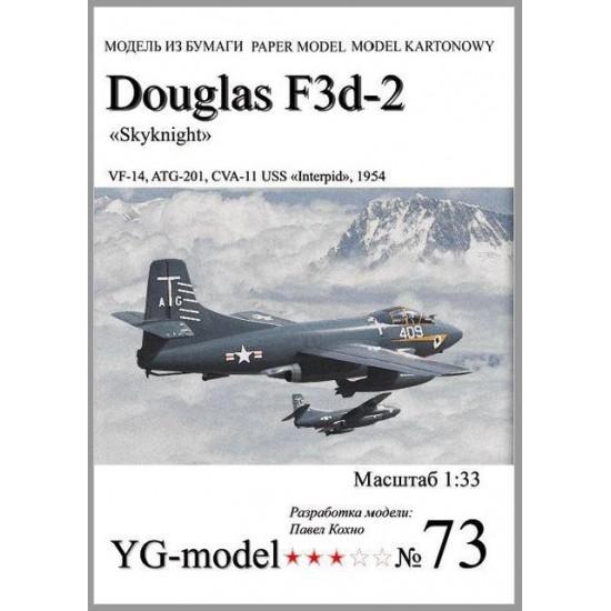 Douglas F3d-2 Skyknigh - wersja morska
