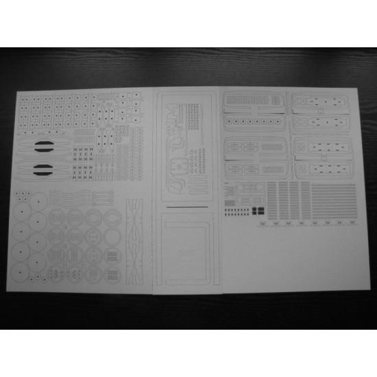 FALNS typ 436V Wręgi, koła, detale, grawerowane tabliczki