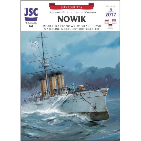 Rosyjski mały krążownik NOWIK