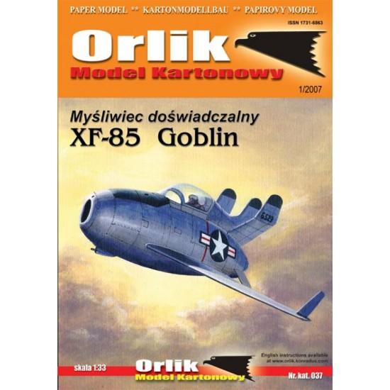 037.  XF-85 Goblin