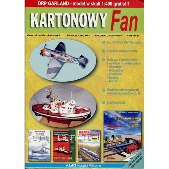 Kartonowy Fan 1/2001
