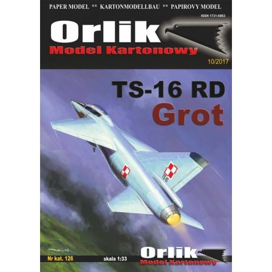 126. TS-16 RD Grot (kreda)