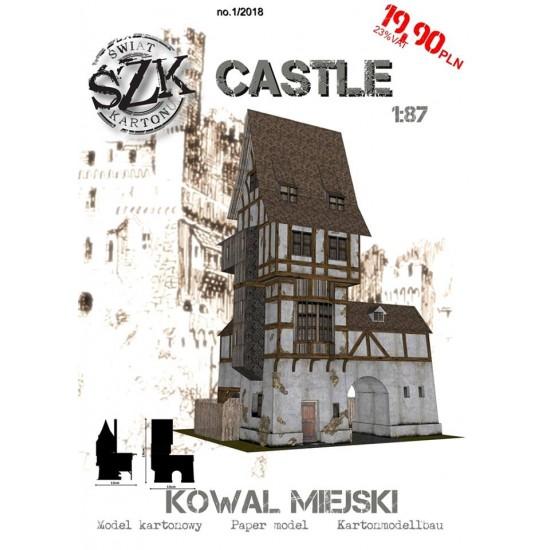 CASTLE 001 - Kowal Miejski H0