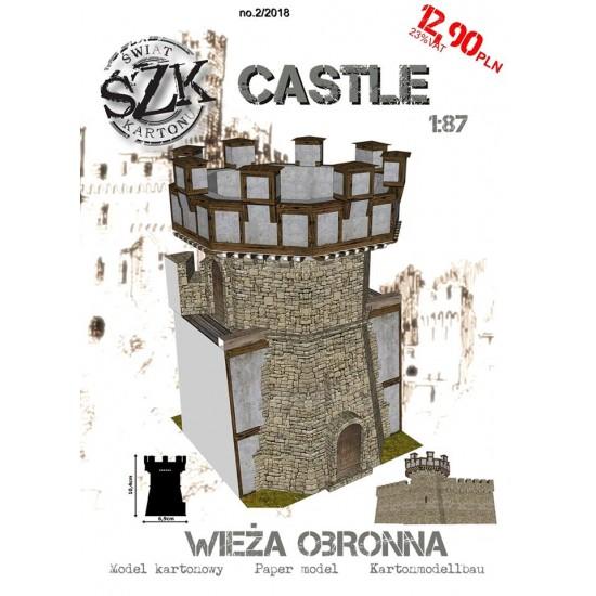 CASTLE 002 - Wieża obronna I