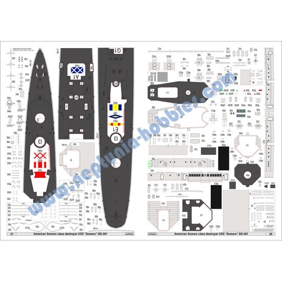 USS Somers DD-381
