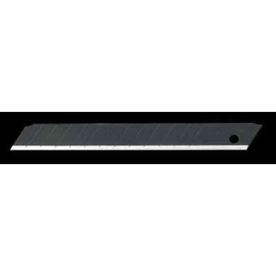 Ostrza segmentowe 9mm (czarne) ASBB-10