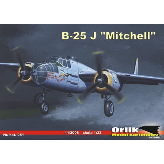 051. B-25 J Mitchell (matt)