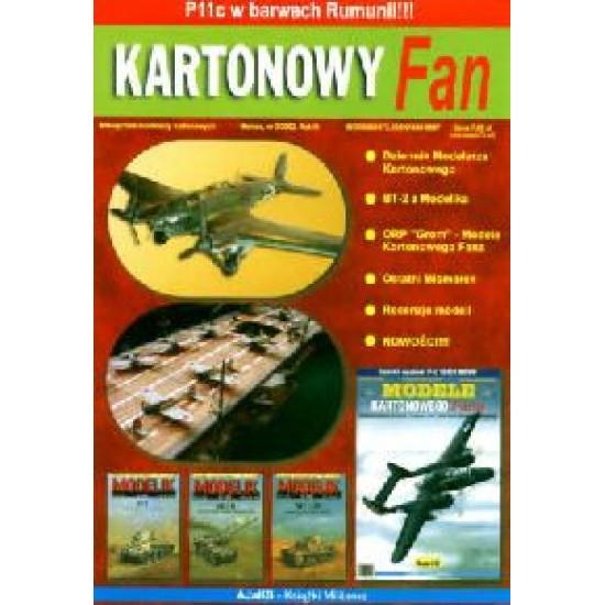 Kartonowy Fan 3/2002