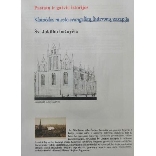 Kościół św Jakuba - Kłajpeda