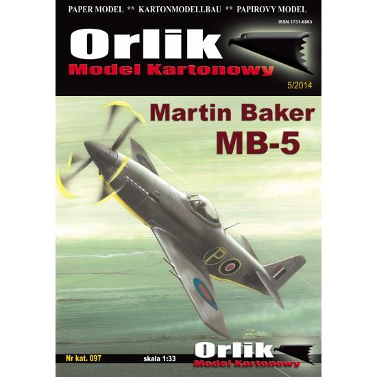 097. Martin Baker MB-5