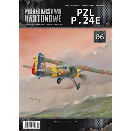 PZL P-24 E