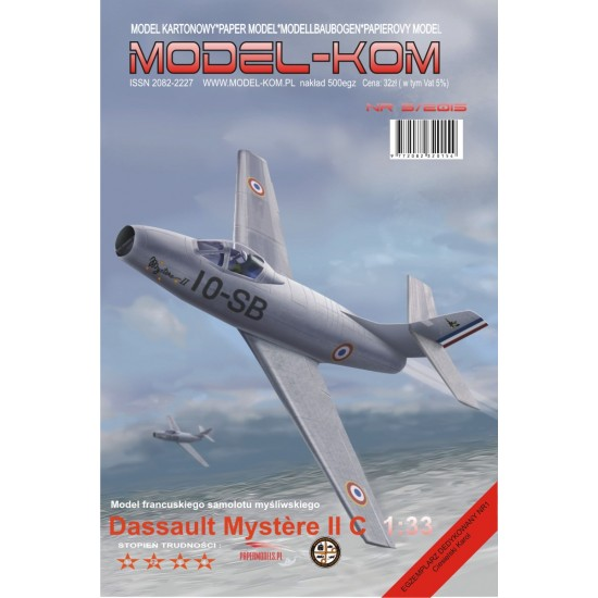 Dassault Mystere II C