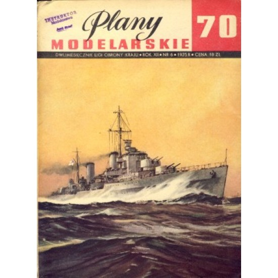 Krążownik HMS PENELOPE