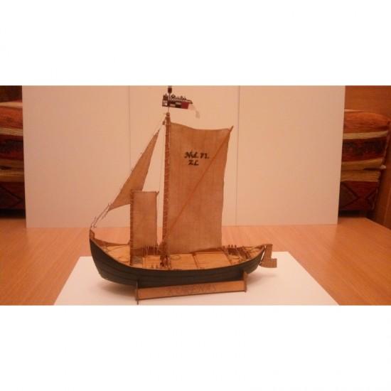 Kurenas - łódź rybacka