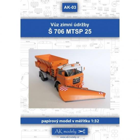 Skoda Š706 MTSP 25