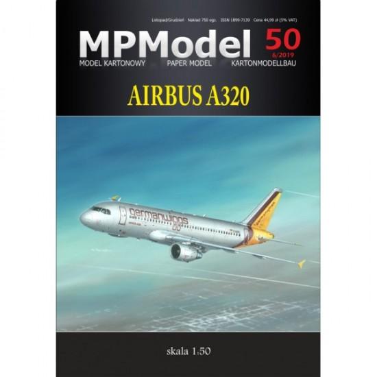 Samolot pasażerski Airbus A320