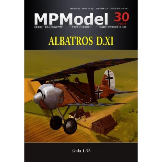 Albatros D.XI