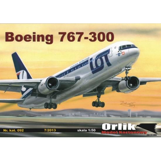 092. Boeing 767 - 300 ER