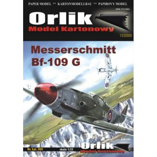 069. Messerschmitt Bf-109 G-14