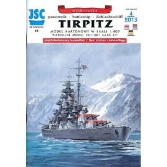 Niemiecki pancernik TIRPITZ