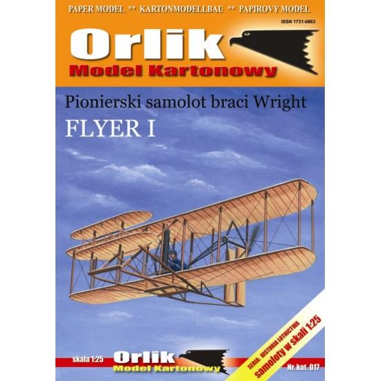 017. Wright - Flyer I